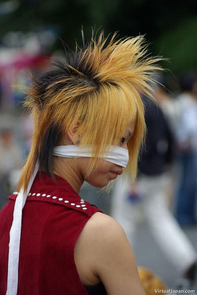 Harajuku mens hairstyles fashion harajuku boys hairstyles fashion Japanese