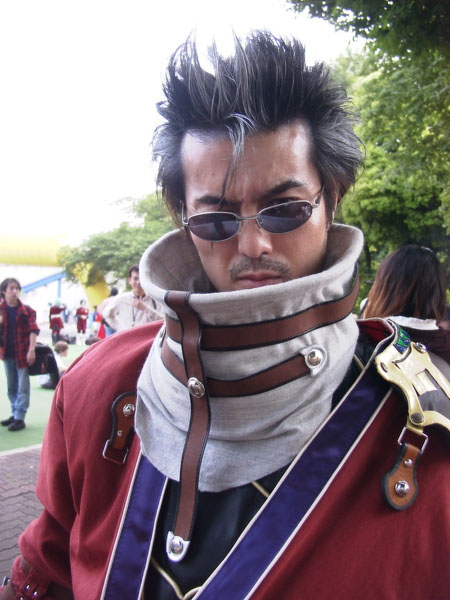 JUST FUCKING EPIC Auron