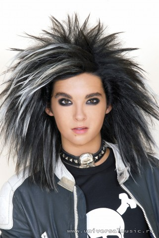Bill Kaulitz. He's the leader of the band